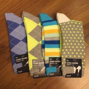 Gap Crew Socks
